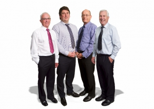 Insolvency Management Principals - Wayne Deuchrass, Gus Jenkins, Keith Harris, Iain Nellies